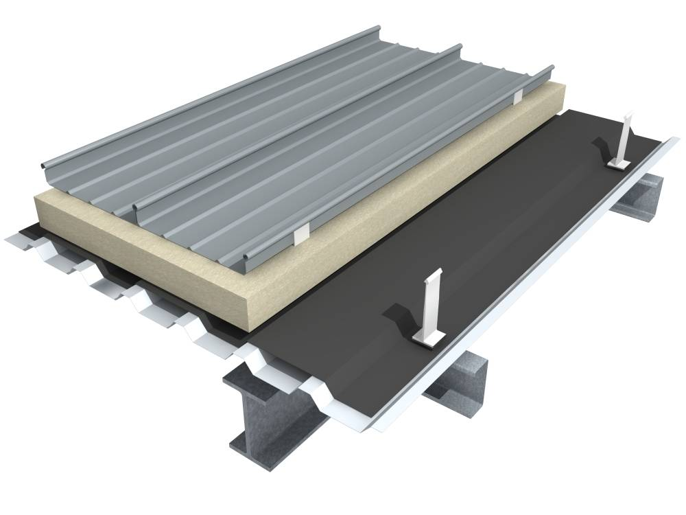 Kalzip Standing Seam Roof System